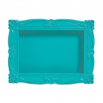 Nicho de Parede Angelic Azul - 39x29,5 cm