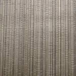 Papel de Parede Vinílico Lavável c/ Textura Cinza e Dourado