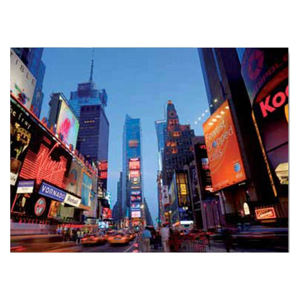 Papel de Parede New York Colorido Wallness - Urban - 315x232 cm