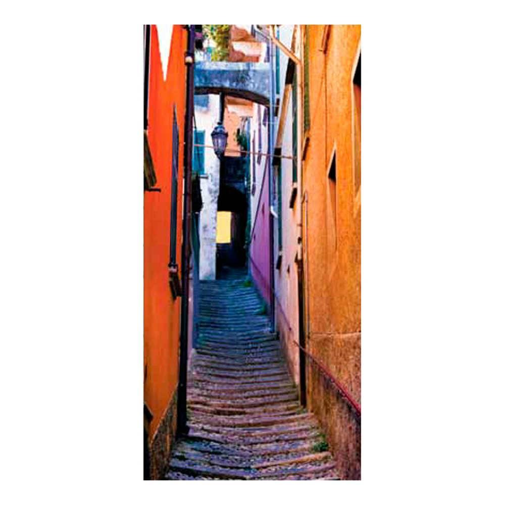 Papel de Parede para Porta Itália Wallness - Urban - 210x95 cm