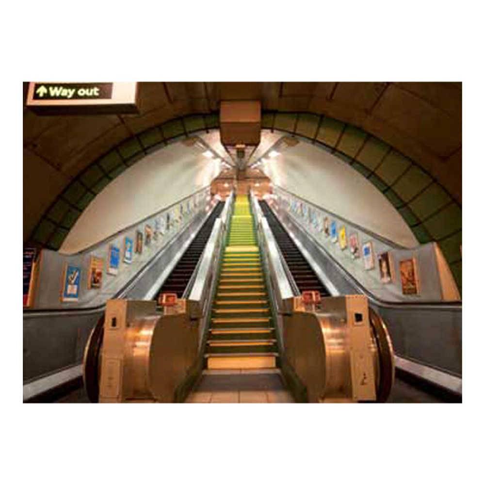 Papel de Parede Subway 2 Wallness - Urban - 315x232 cm