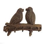 Pendurador/Porta Chaves - Pássaros