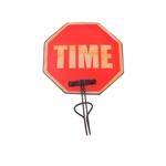 Pendurador/Cabideiro Time em Metal - 22x15 cm
