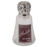 Perfumeiro Duquesa Vintage em Vidro - 13x8 cm