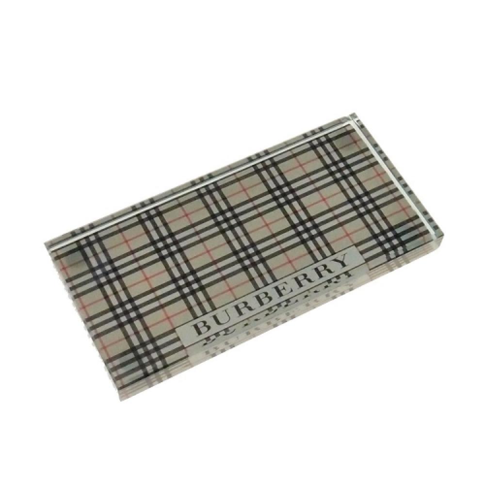 Peso de mesa Burberry
