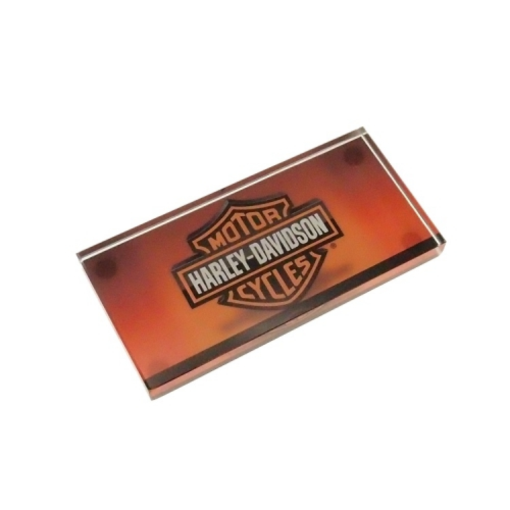 Peso de mesa Harley Davidson