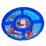 Petisqueira Redonda DC Comics Superman em Melamina - Urban - 27x27 cm