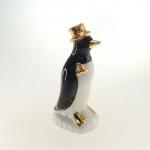 Pinguim cartola de ouro