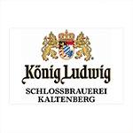 Placa Decorativa Konig Ludwig Grande em Metal - 40x30 cm