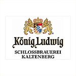 Placa Decorativa Konig Ludwig Média em Metal - 30x20 cm