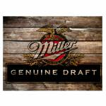 Placa Decorativa Miller Genuine Draft