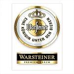 Placa Decorativa Warsteiner Média em Metal - 30x20 cm