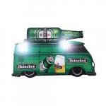 Placa MDF kombi Heineken