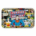 Placa de Parede DC Comics Superman em Metal - Urban - 30x15 cm