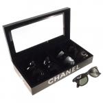 Porta óculos Chanel