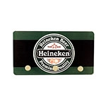 Porta Chaves de Metal Heineken Beer