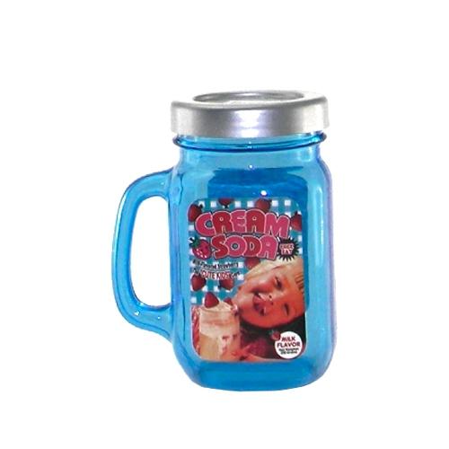 Porta Mantimentos Cream Soda Azul - 15x8 cm