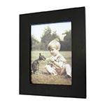 Porta Retrato Black em Madeira