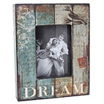 Porta-Retrato Caixa Dream Envelhecido Oldway - 30x24 cm