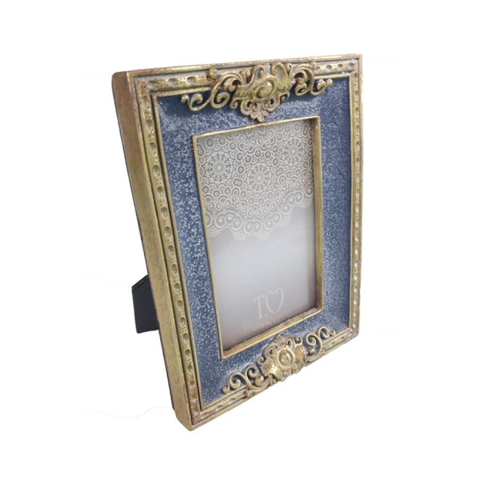 Porta Retrato Clássico Marinho IV - 10x15