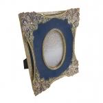 Porta Retrato Clássico Marinho lll - 10x15