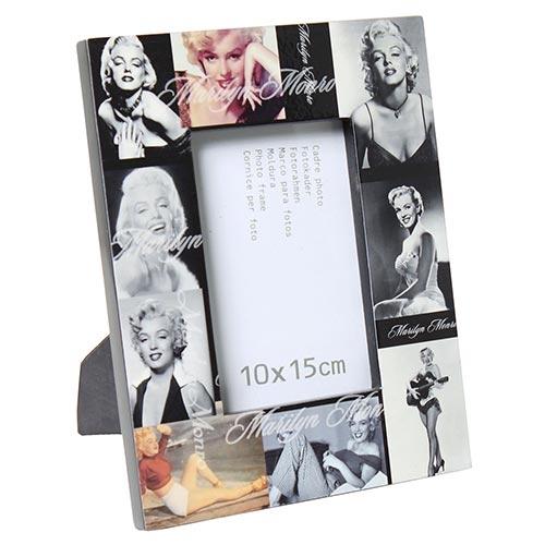 Porta-Retrato Fotos Marilyn Fullway em Laca - 24x19 cm