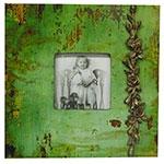 Porta Retrato MDF Fotografia Verde Oldway