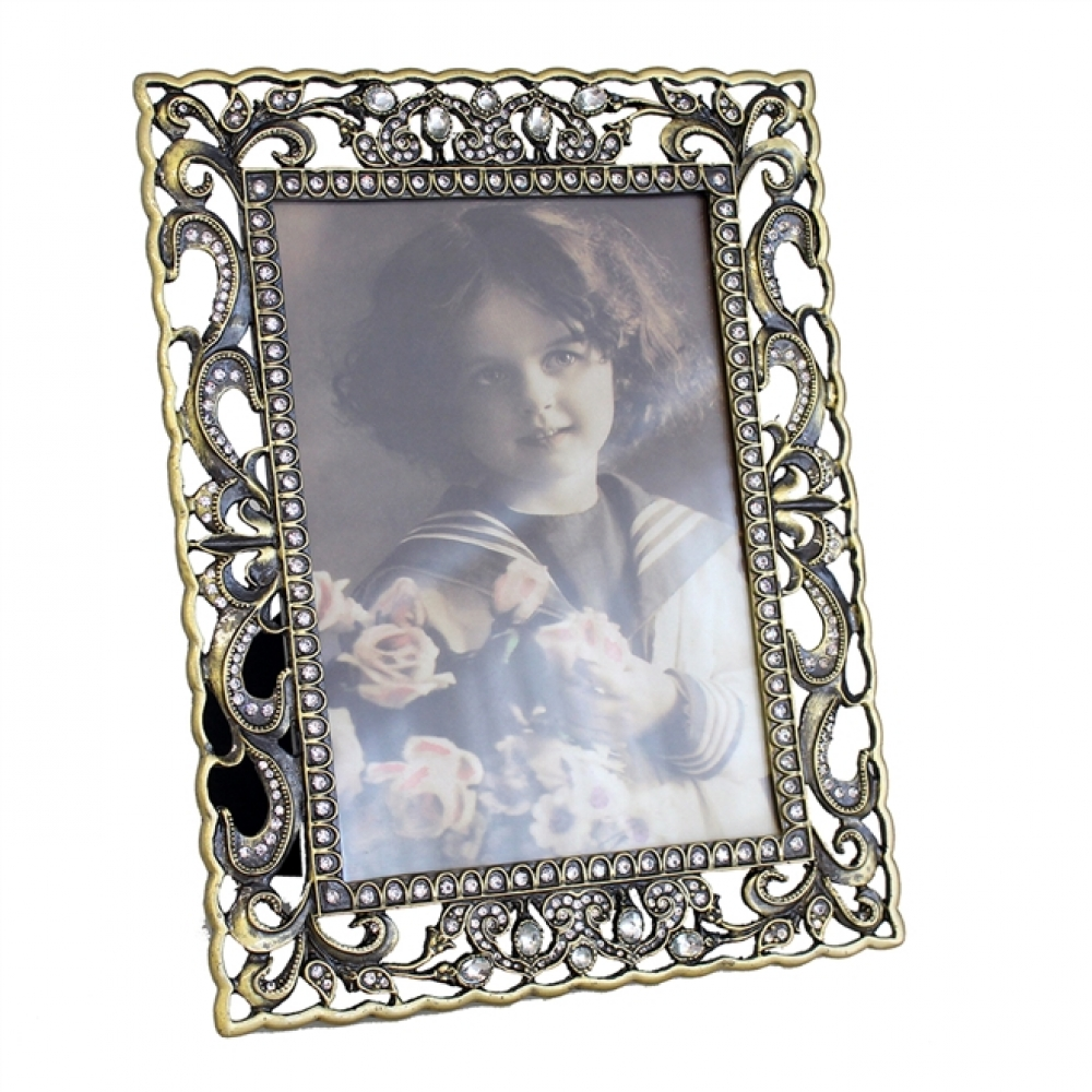 Porta Retrato Pedraria Louise I (13X18)