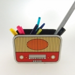 Porta treco rádio retrô