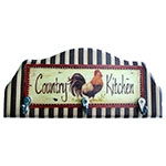 Porta-Chaves Country Kitchen