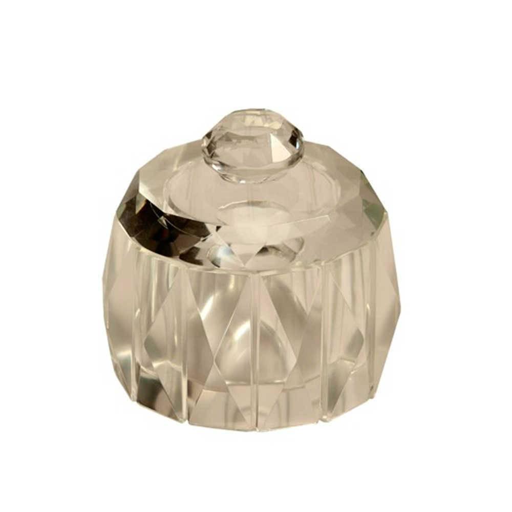 Porta-Joias Lassus em Cristal - 11x10 cm