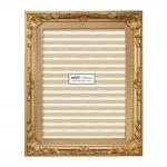 Porta-Retrato Classic - Foto 13x18 cm - Dourado - 23x17,5 cm