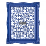 Porta-Retrato Frame - Foto 15x20 cm - Azul Royal