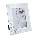 Porta-Retrato Gems - Foto 13x18 cm - Transparente em Resina