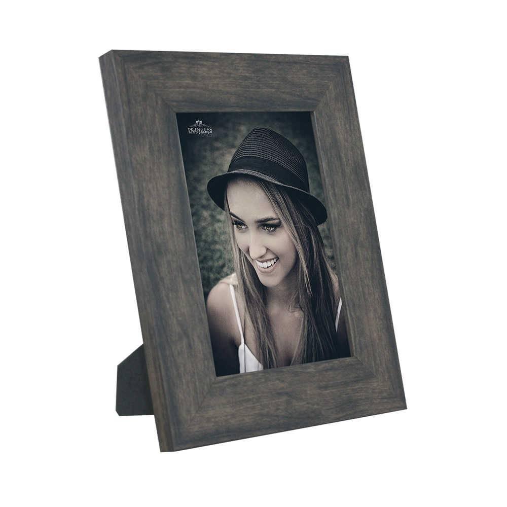 Porta-Retrato Rustic Wood - 20x25 - em Madeira - 29x24,5 cm