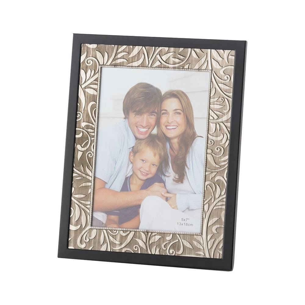 Porta-Retrato Tribus em Alumínio para Foto 25x20 cm - Lyor Classic - 29x24 cm