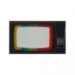 Porta-Retrato TV / Vida de Novela - Foto 10x15 cm - em Vidro