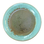 Prato Golden Blue em Cerâmica