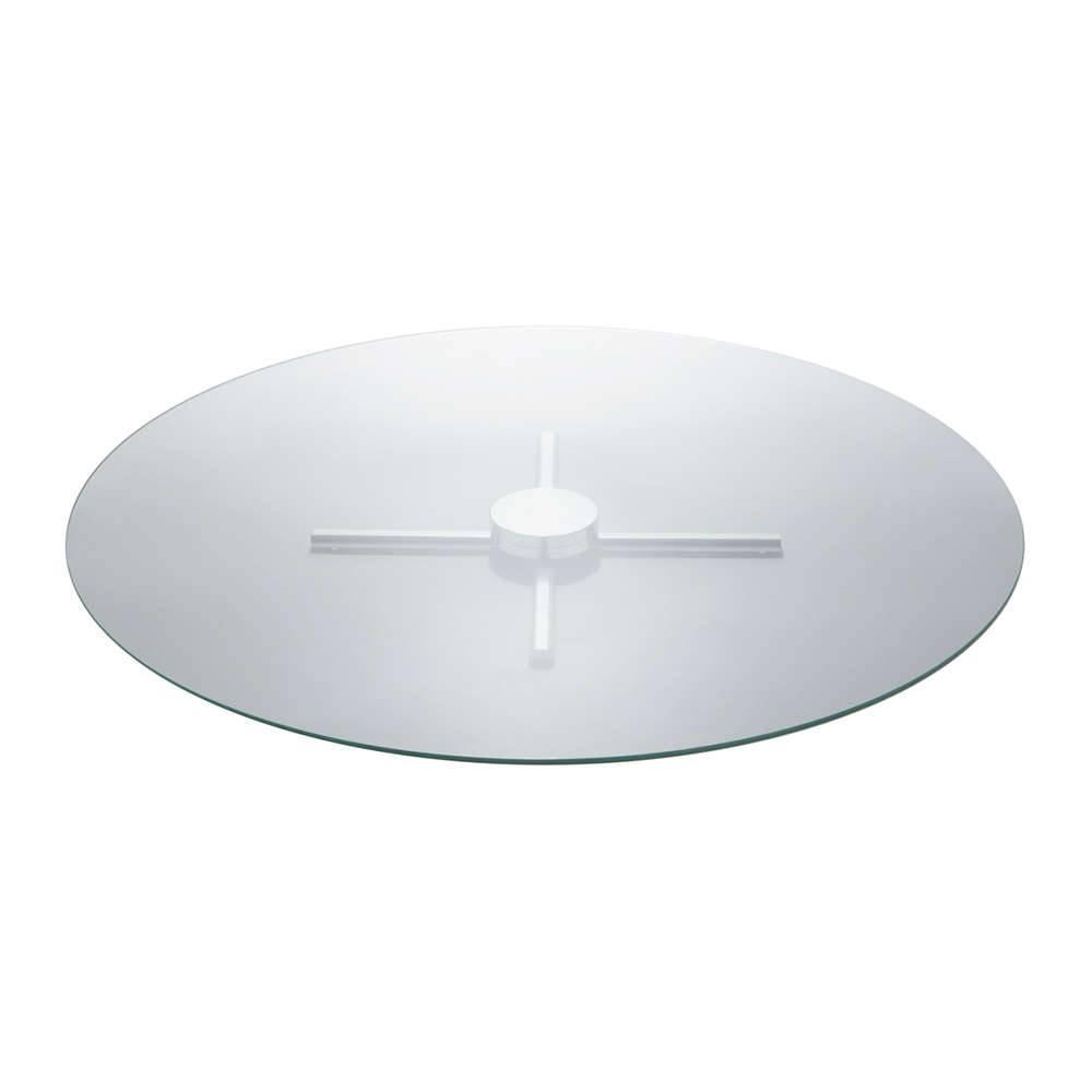 Prato Multiuso Giratório com Haste de Alumínio - Bon Gourmet - 60 cm