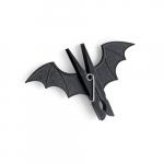 Prendedor morcego