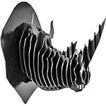 Puzzle Cabeça De Rinoceronte