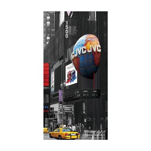 Quadro 3D New York - Times Square em Alumínio - 70x40 cm