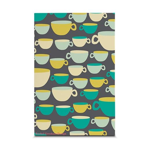 Quadro em Canvas Canecas - Collors - 45x30 cm