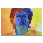 Quadro em Canvas Mick Jagger