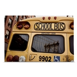 Quadro em Canvas School Bus - New York