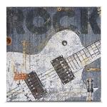 Quadro em Canvas Show de Rock - Guitar