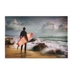 Quadro em Canvas Surf