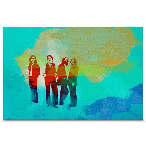 Quadro em Canvas The Beatles - 90x60 cm