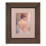 Quadro Decorativo Artistic Nude em Madeira