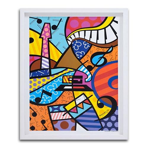 Quadro Decorativo Latin Grammy em Madeira - 65x50 cm
